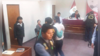 Internan a Waldo Ríos en penal tras recuperarse de descompensación