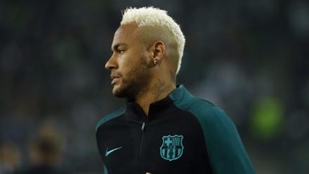 Neymar demanda al estado brasileño por filtrar documentos de su juicio