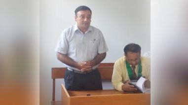Dictan 25 años de cárcel para regidor que asesinó a su cónyuge