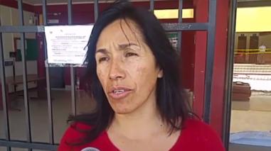 Hermana de Waldo dice que autoridad sufre de fibrosis e hipertensión