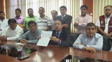 Mesa de diálogo de la PCM logró suspensión del paro de los comuneros de Olmos