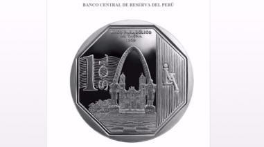 BCR lanzó última moneda de Serie Riqueza y Orgullo del Perú