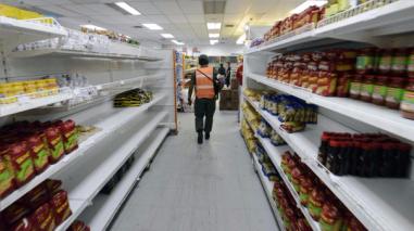 La inflación en Venezuela se ubica en 452,5 % desde agosto de 2015