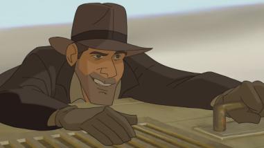 Video: Mira este corto animado de Indiana Jones