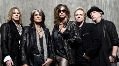 Aerosmith inició su gira de despedida en Bogotá