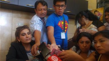 Piura: parlamentaria Maritza García negó haber mentido en hoja de vida