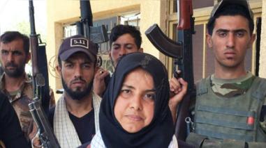 Um Hanadi, la mujer que cocina las cabezas de los combatientes de ISIS