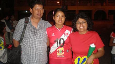 Diana Gonzales, ex 'Matadorcita', fue elegida presidenta de la Federación de Vóley