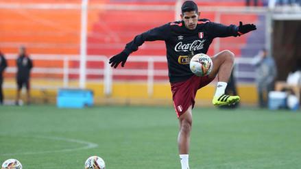 Luis Abram se lesionó y fue convocado Anderson Santamaría