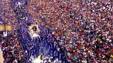 Así de Claro: ¿Por qué el Señor de los Milagros tiene tantos devotos en el extranjero?