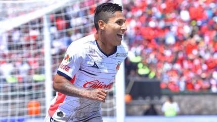 Raúl Ruidíaz es considerado el mejor fichaje del fútbol mexicano