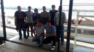 Fiscales retenidos por indígenas escaparon de madrugada