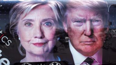 Hillary Clinton aumenta su ventaja sobre Trump según sondeo posdebate