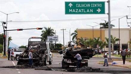 Emboscada a militares dejó seis muertos en México