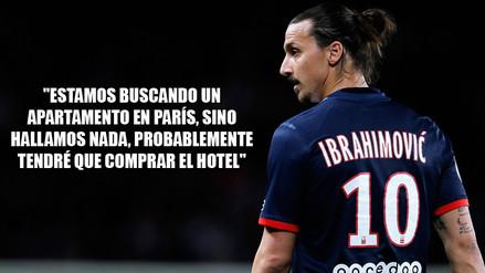 Zlatan Ibrahimovic 10 Frases Arrogantes Del Sueco A Lo