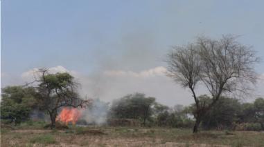 Tres comuneros fueron asesinados en el sector Alitas del distrito de Salas