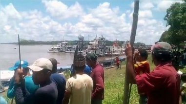 Dirigentes indígenas suspenden medida de lucha por cinco días
