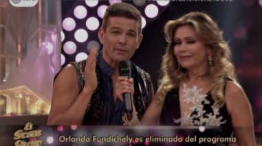 El Gran Show: Orlando Fundichely fue eliminado del reality