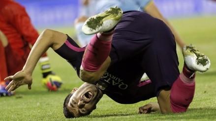 Celebra Real Madrid: Barcelona cayó 4-3 ante Celta de Vigo en Balaídos