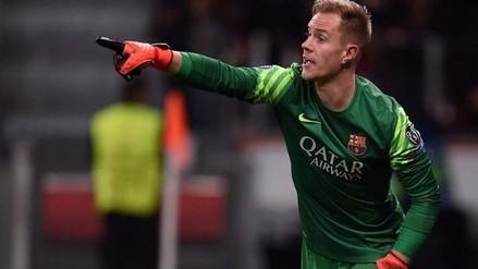Blooper de Ter Stegen sentenció derrota del Barcelona ante Celta en Balaídos