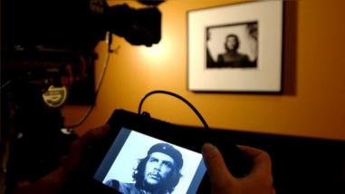 La cámara con la que Korda fotografió al Che Guevara, subastada por US$20.000