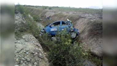 Ascope: dos muertos y un herido deja accidente