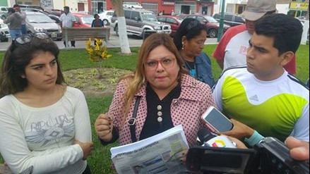 Chimbote: abogada de Álvarez pide que se investigue a Yeni Vilcatoma