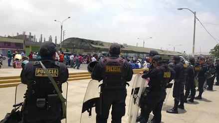 Nuevo Chimbote: mototaxistas acatan paro exigiendo mejoras en el distrito