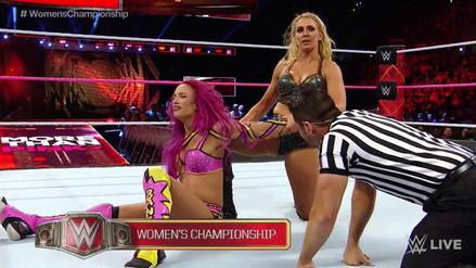 Así acabaron las peleas de WWE Monday Night Raw