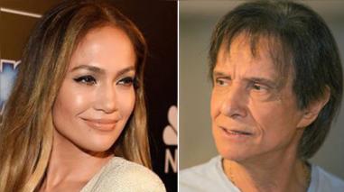 Roberto Carlos graba un tema en español con Jennifer López