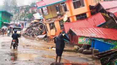 ONU: Los pobres son los más afectados por el cambio climático
