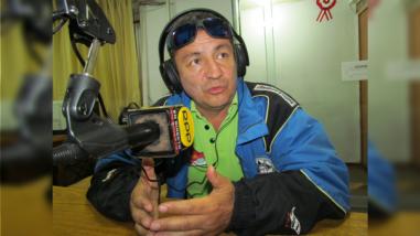 Juliaca: piden deponer paro para desarrollo de rally Caminos del Inca