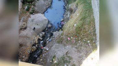 Otuzco: contaminan ríos arrojando basura