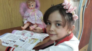 La niña que utiliza Twitter para contar el drama que significa vivir en Siria