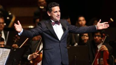 Juan Diego Flórez celebró así sus 20 años de carrera