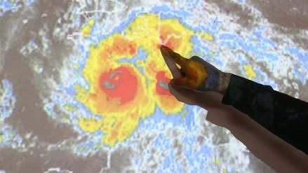 El peligroso huracán Matthew amenaza el Caribe