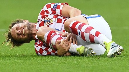 Croacia pierde a Ivan Rakitic para las Eliminatorias