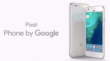 Google presentó Pixel, un teléfono 100% hecho por ellos