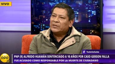 """Padre de Gerson Falla: """"Seguiré luchando para encontrar justicia por muerte de mi hijo"""""""
