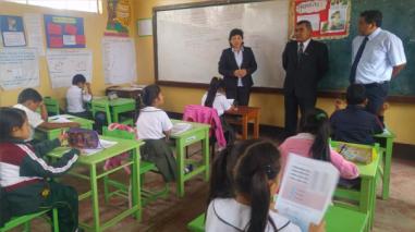 Chiclayo: especialistas capacitarán a docentes tras resultados de Evaluación Censal