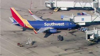 Evacuan un avión en EE.UU. porque un Galaxy Note 7 comenzó a arder