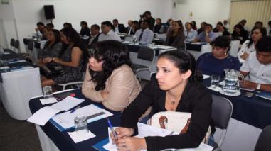 Chiclayo: capacitan a psicólogos para adecuado tratamiento de casos de violencia