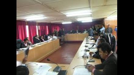 Encargan gobierno regional al vicegobernador Enrique Vargas