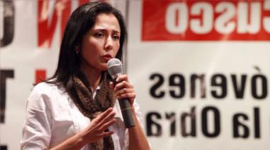 Nadine Heredia criticó creación de Oficina de Apoyo al Cónyuge del Presidente