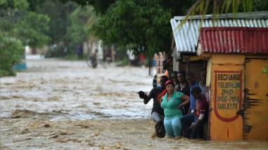 El huracán Matthew deja incomunicado al sur de Haití