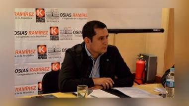 Congresista Osias Ramírez: