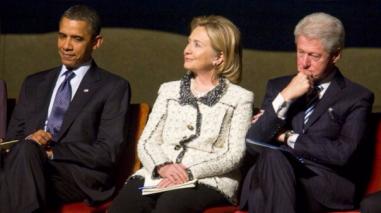 """Bill Clinton criticó a Barack Obama y Hillary prometió """"arreglar"""