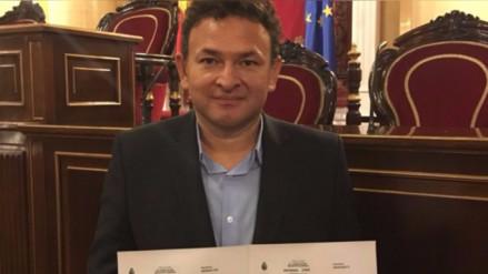 Pío Zelaya: un político peruano de izquierda que triunfa en España