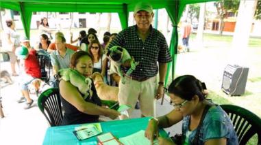 Surco lanza programa de empadronamiento de canes