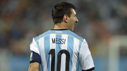 Los números de Argentina sin Messi que le dan vida a Perú